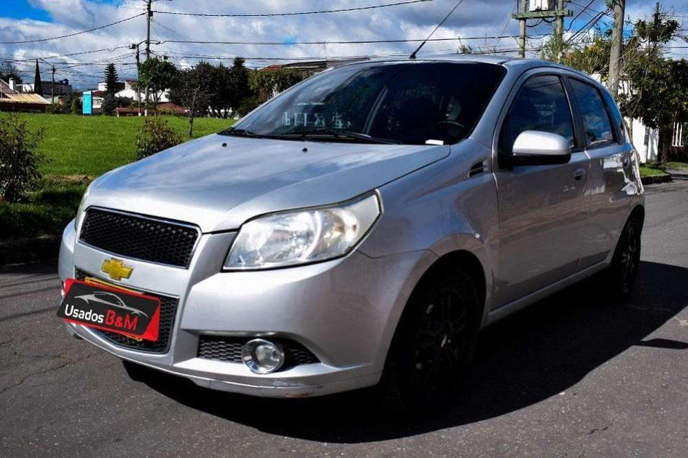 Chevrolet Aveo Emotion 2010 - 122937 km