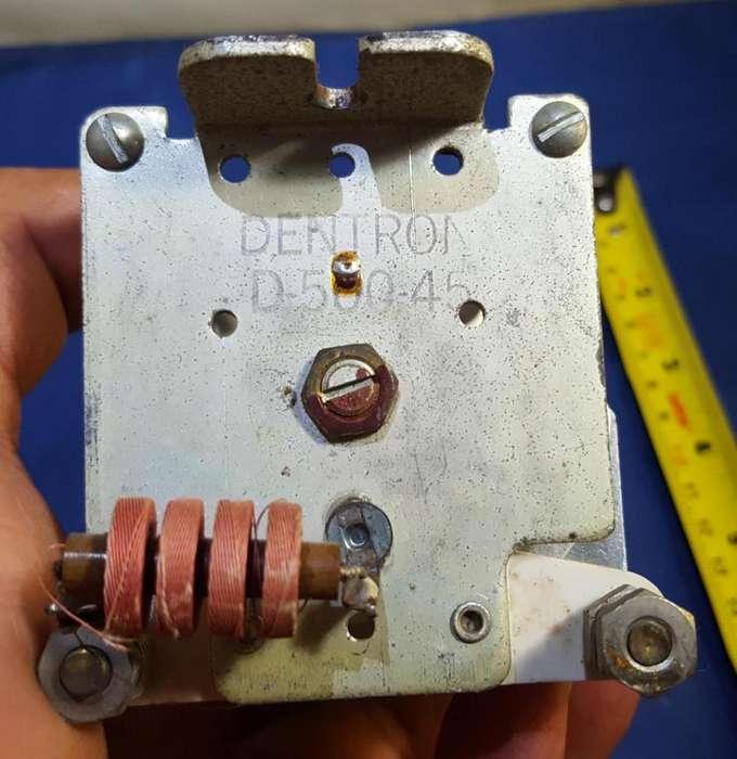Dentron High Power Variable Tuning Capacitor Condenser D140 45