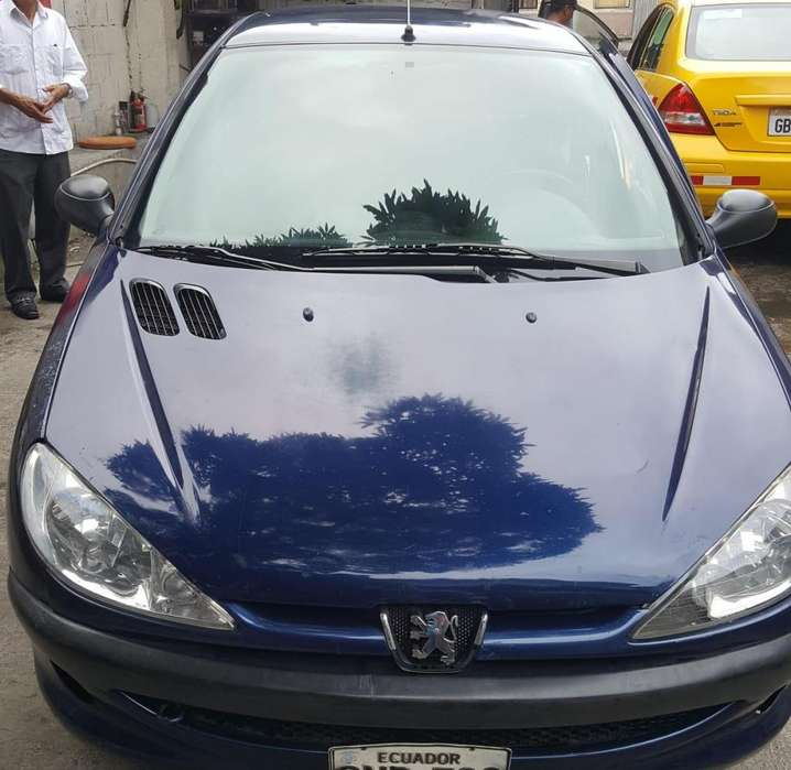<strong>peugeot</strong> 206 2004 - 252 km