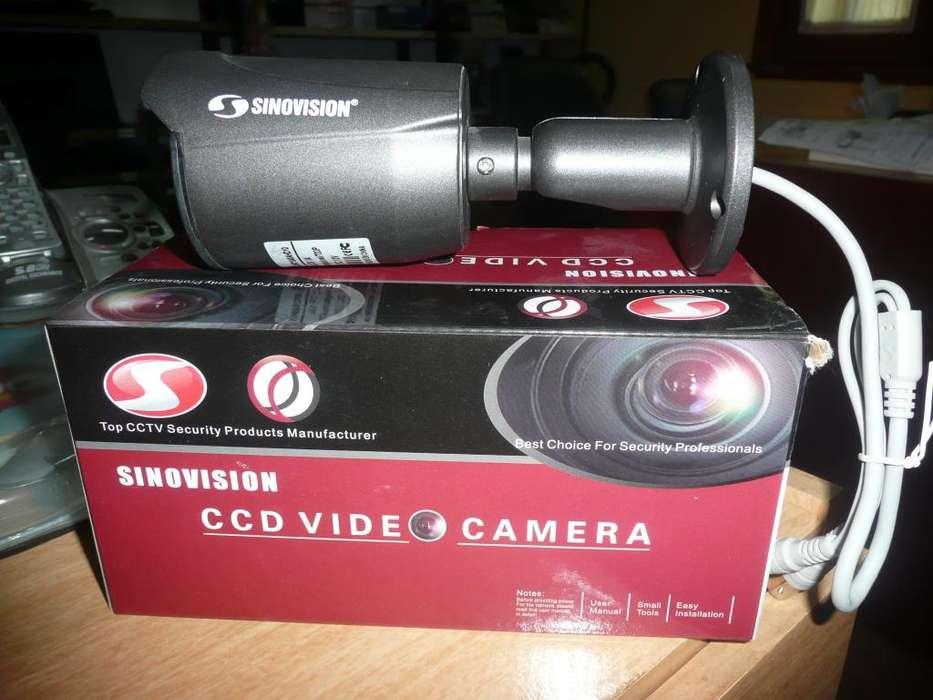 Camara Sinovision 1mpx 720p Pal Exterior