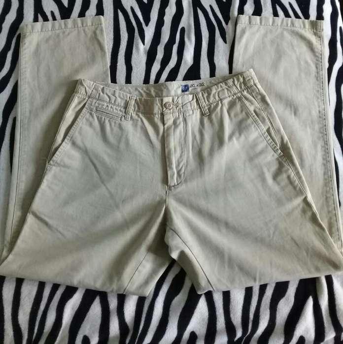 Pantalon Gap Original 32 Como Nuevo