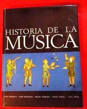 HISTORIA DE LA MÚSICA EDAF en LA CUMBRE PUNILLA
