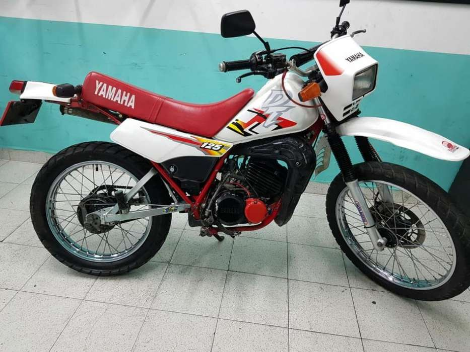 <strong>yamaha</strong> Dt 125 Modelo 1996