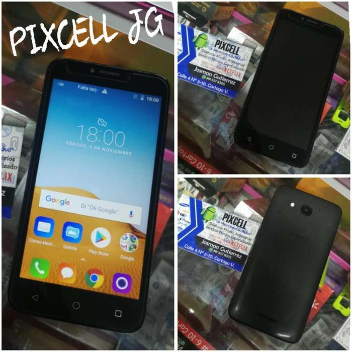 Gangazo Alcatel Tetra 16 Gb Full <strong>barato</strong>