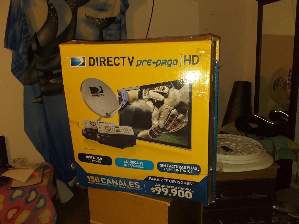 Vendo Antena Directv H-d