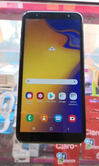 Se Vende Samsung J6 Plus en Buen Estado