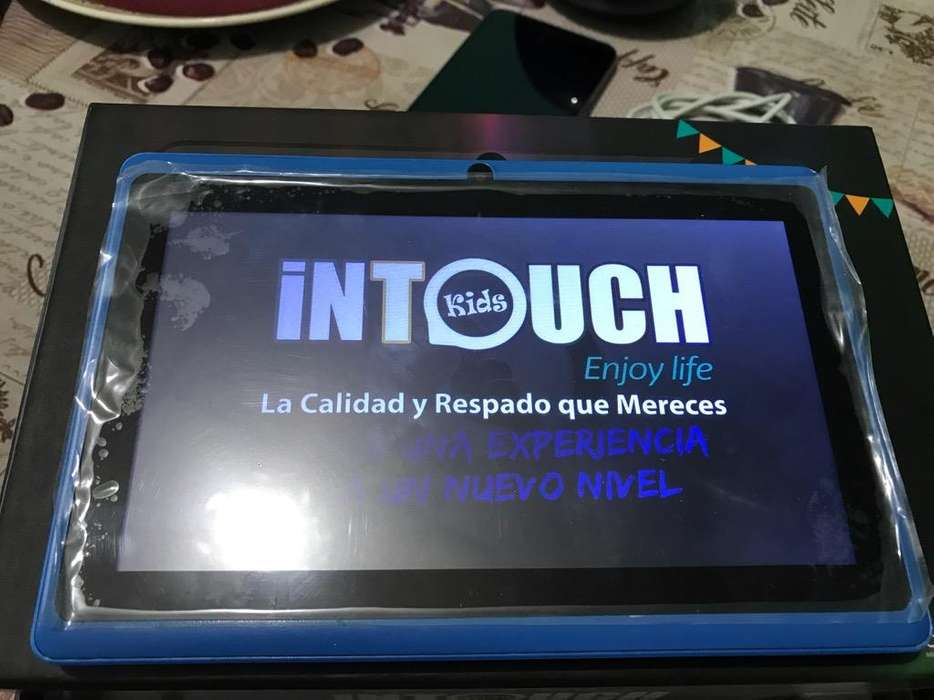 Tablet Intouch Kids