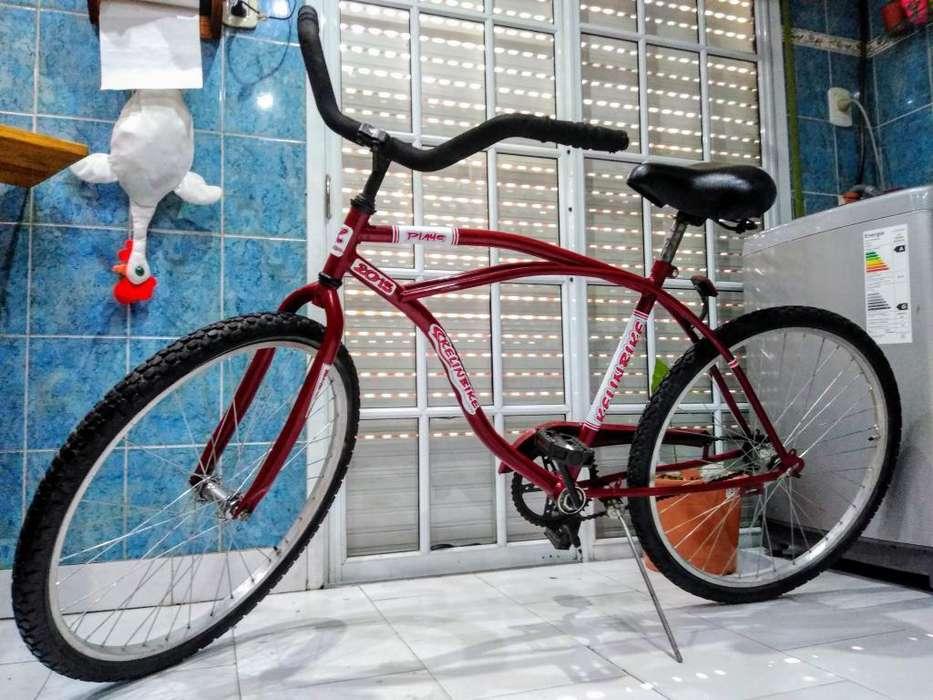 Bicicleta Playera sin Uso Rodado 26