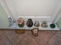 adornos de ceramica