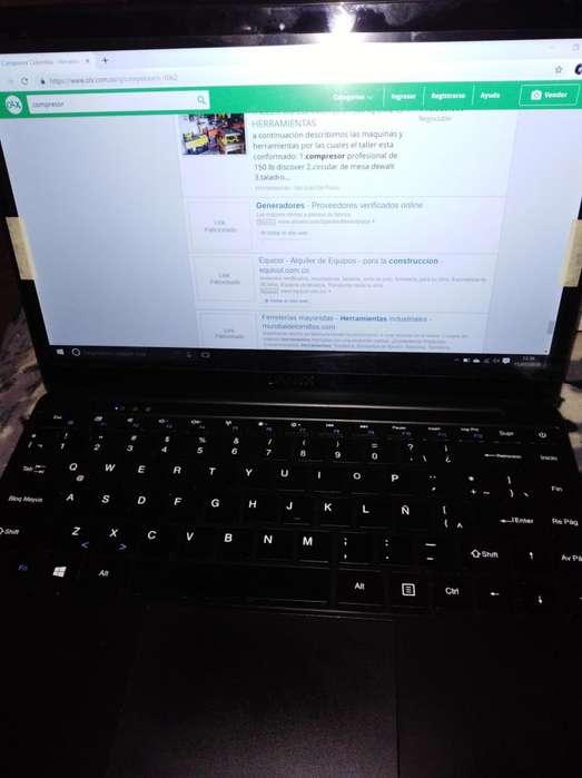 vendo portatil Neuro AB19P 4 GB Lanix