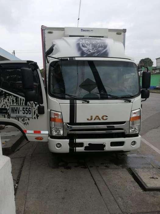 Camion Jac Refrigerado