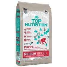 Top Nutrition Medium Junior x 18KG