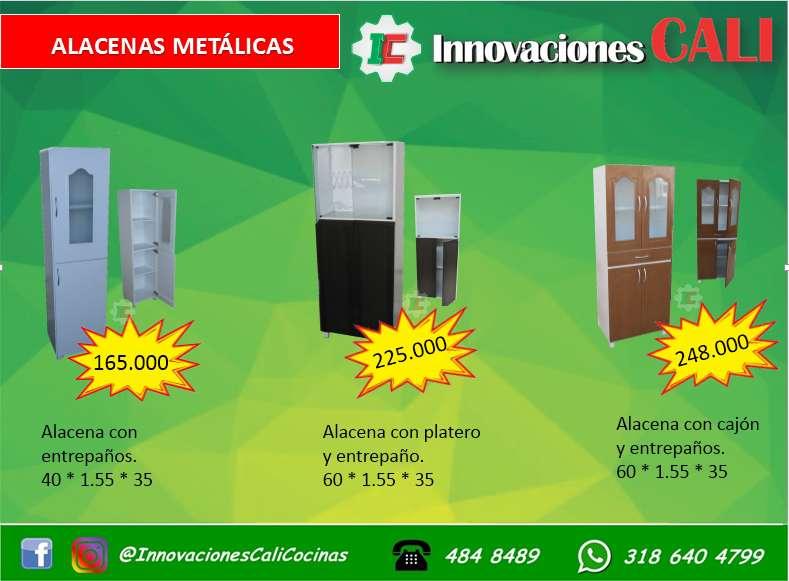 ALACENAS METALICAS PARA <strong>cocina</strong>