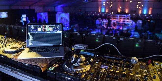 Servicio de Dj de músicas electrónicas