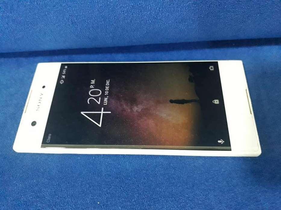 Vendo Sony Xperia Xa1 con cargador, forro y caja original