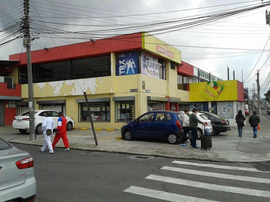 Local de Arriendo en Santa María Parque Bicentenario Av. Amazonas
