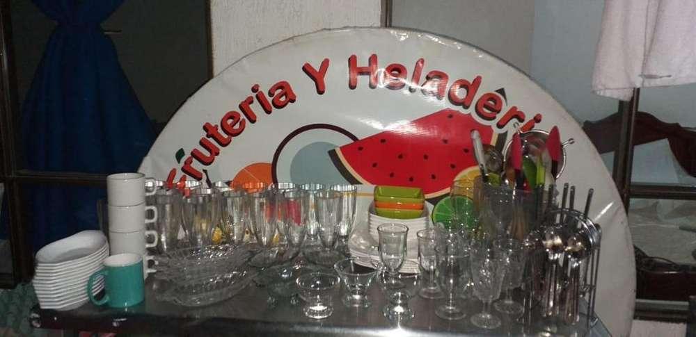 Equipo de Heladeria Y Cafeteria