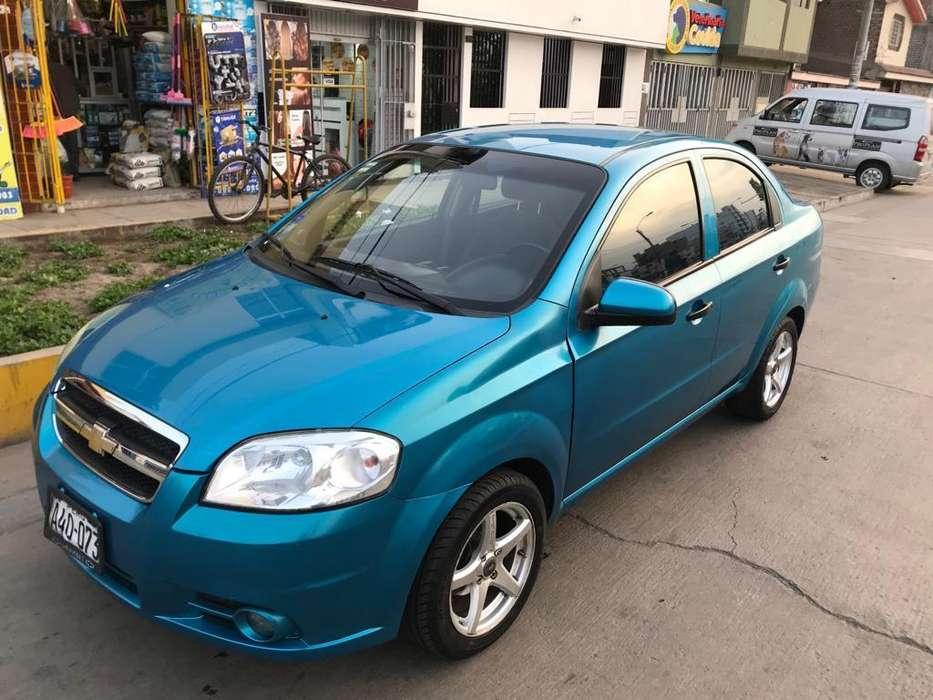 Chevrolet Aveo 2008 - 108000 km