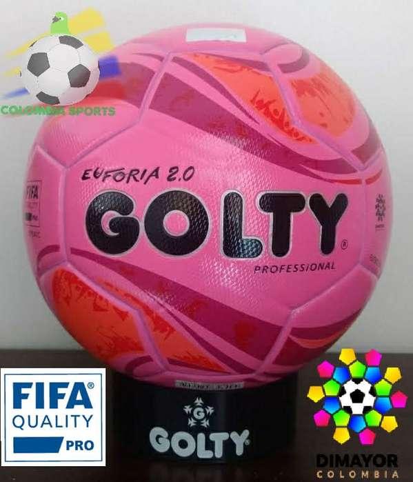 Golty Euforia 5 Balon Profesional Futbol