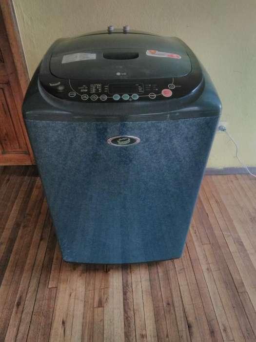 <strong>lavadora</strong> Lg Turbodrum 14 Kilos