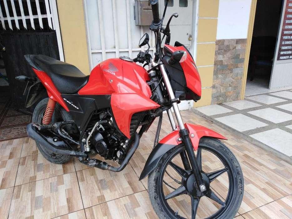 Moto Honda 2015