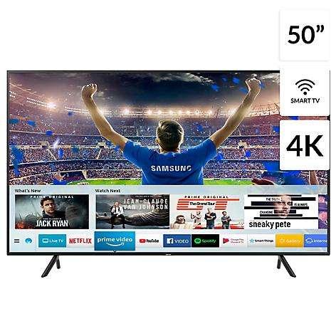 samsung 50 uhd 4k smart tv