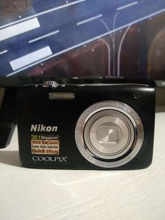 Vendo Cámara Nikon