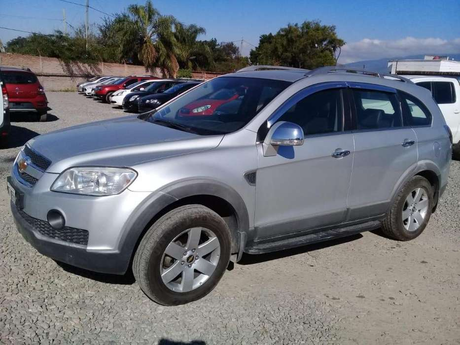 Chevrolet Captiva 2011 - 122000 km