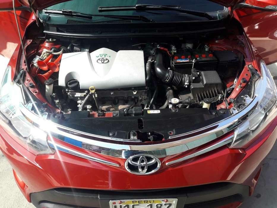 Toyota Yaris 2016 - 24500 km