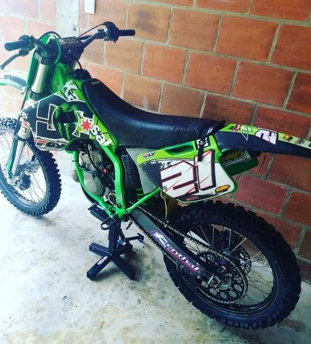 Elevador Moto Enduro Motocross