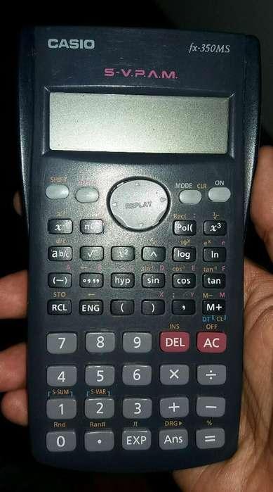 <strong>calculadora</strong> Cientifica Casio