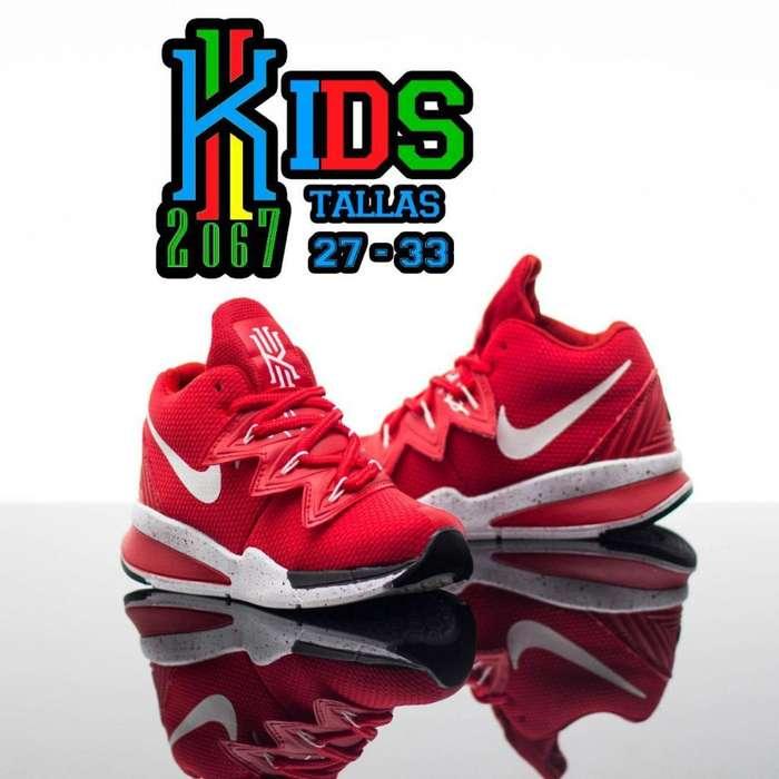 Zapato Bota Botin Nike Niños