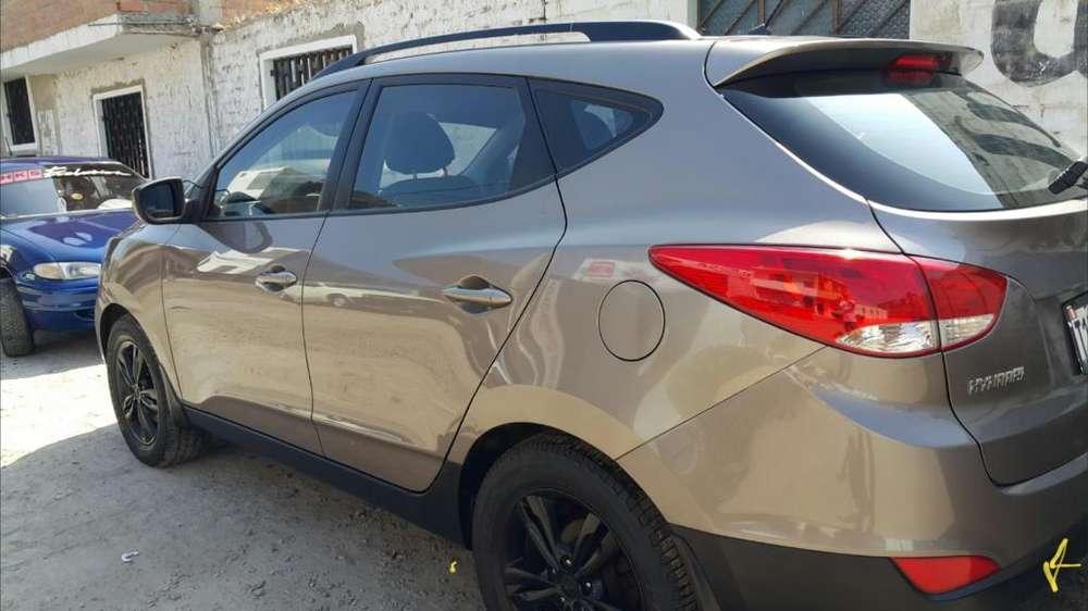 Hyundai Tucson 2012 - 71000 km