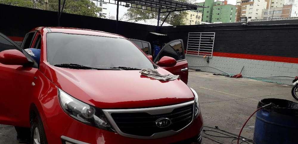 Kia New Sportage 2011 - 96600 km