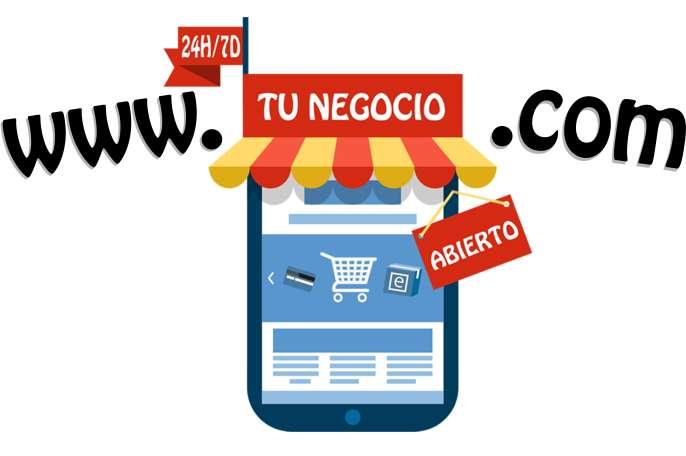 Páginas Web - Dominio Web, Hosting para Sitios Web, SSL Gratis, Creación Sitios Web.