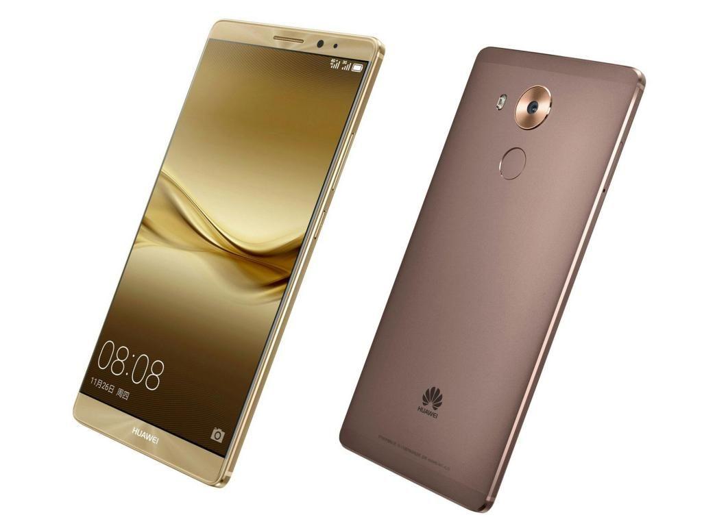 Huawei Mate 8 de 64 Gb con Factura Usado