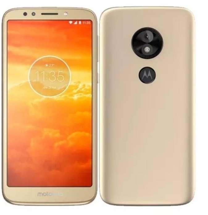 Celular Moto E5play Nuevo Garantía 1 Añ