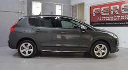 Peugeot 3008 allure tiptronic nafta 2013 oportunidad unica!!