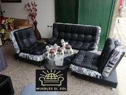 Sala Reclinable en Tres Posiciones Super
