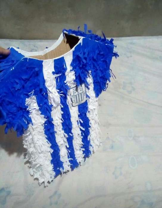 Piñata de Camiseta de Alianza