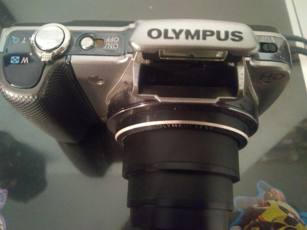 Camara Digital Olympus Sz 10