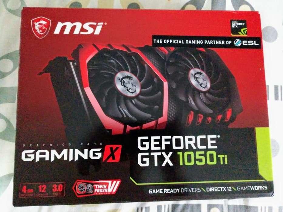 Geforce Gtx 1050ti Completamente Nueva
