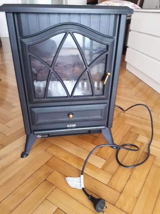 Hogar estufa electrico clever FPP1800