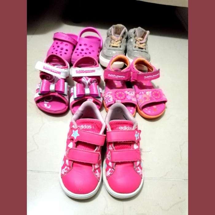 Zapatos Talla 22 desde 5 Mil