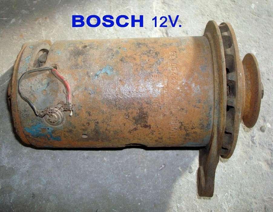 Mercedes Benz Dinamo BOSCH 12 volts