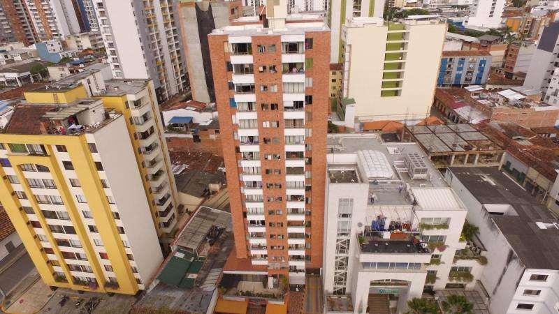<strong>apartamento</strong> En Venta En Bucaramanga Bolivar Centro Cod. VBSEI2520
