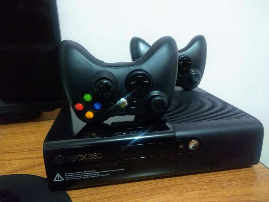 X-box 360 Rgh 5.0 Slim E Disco Duro 500