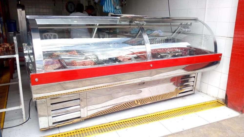 Gondolas para Pollo Y Carne