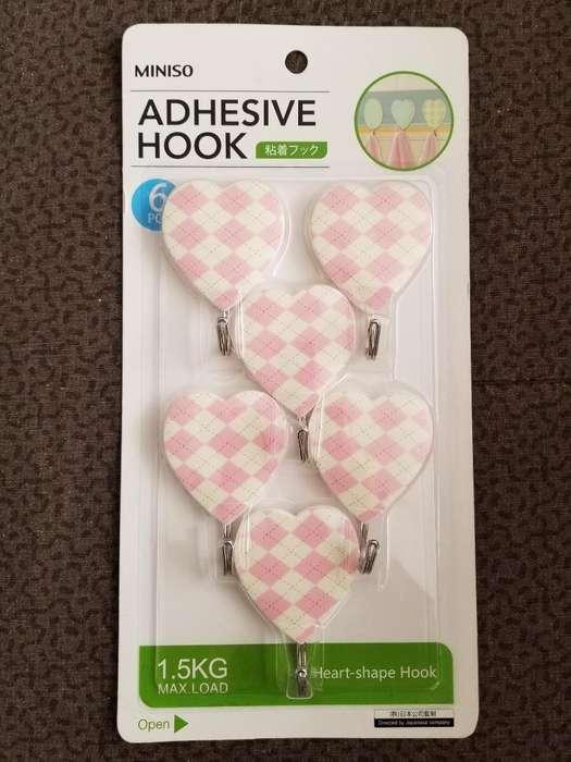 Adhesivos para Baño Forma Corazón