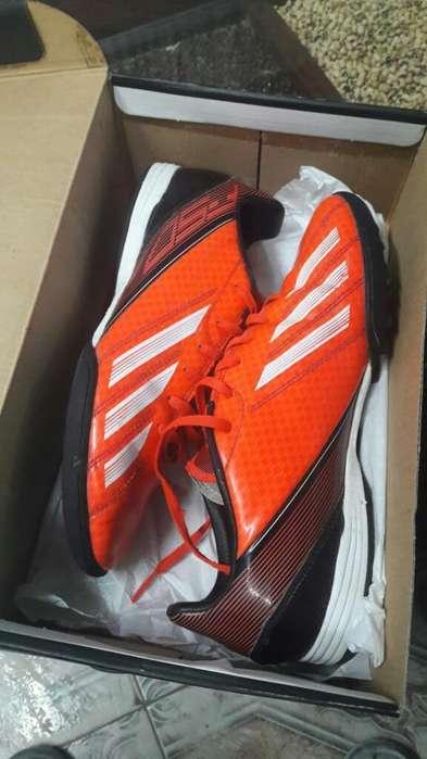 Botines Adidas Originales Nro 38 Liquido